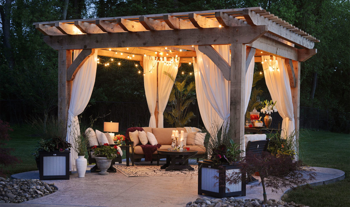 Tips to maintain a pergola