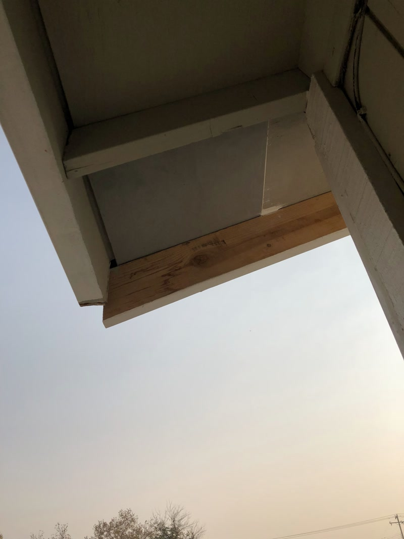 Roof sheathing, Framing and Siding Dry Rot Repair | Dry ...