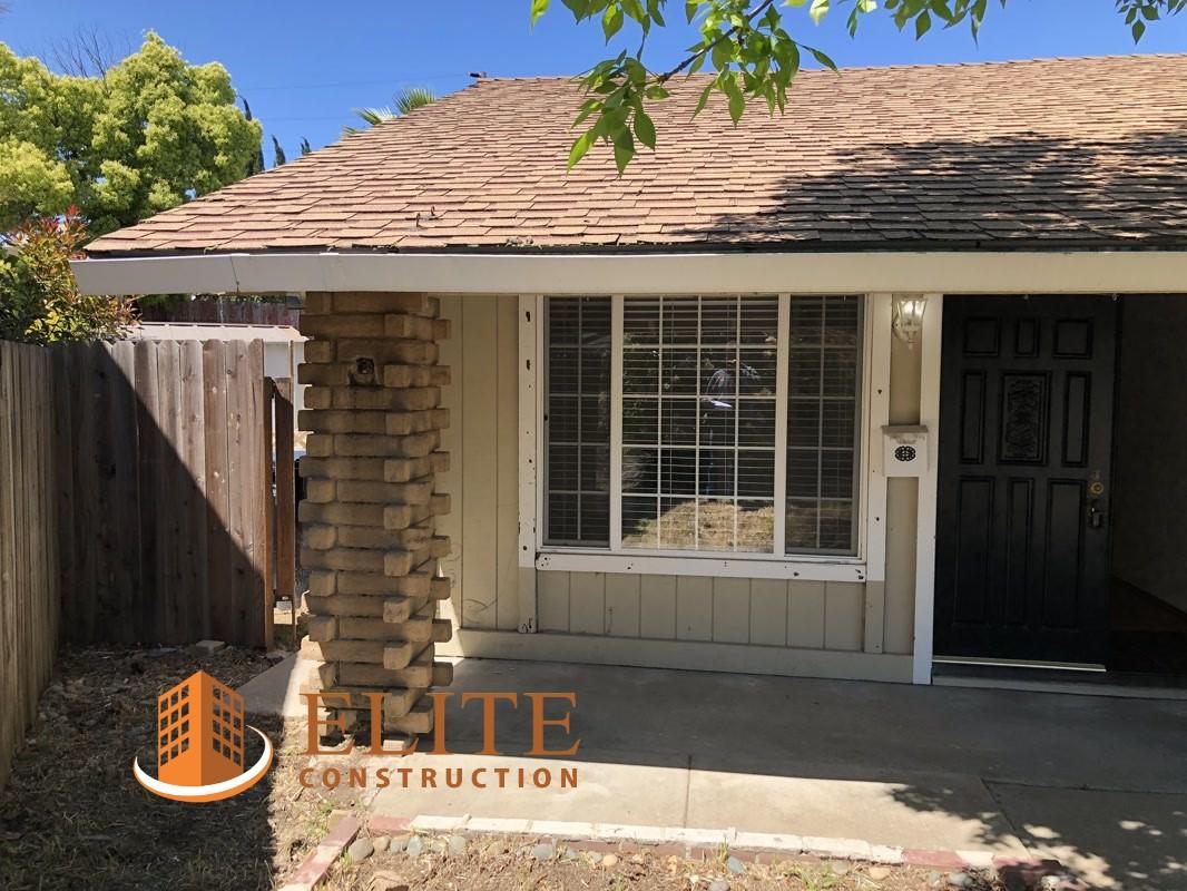 Roof Sheathing Exterior Repair Contractor Sacramento