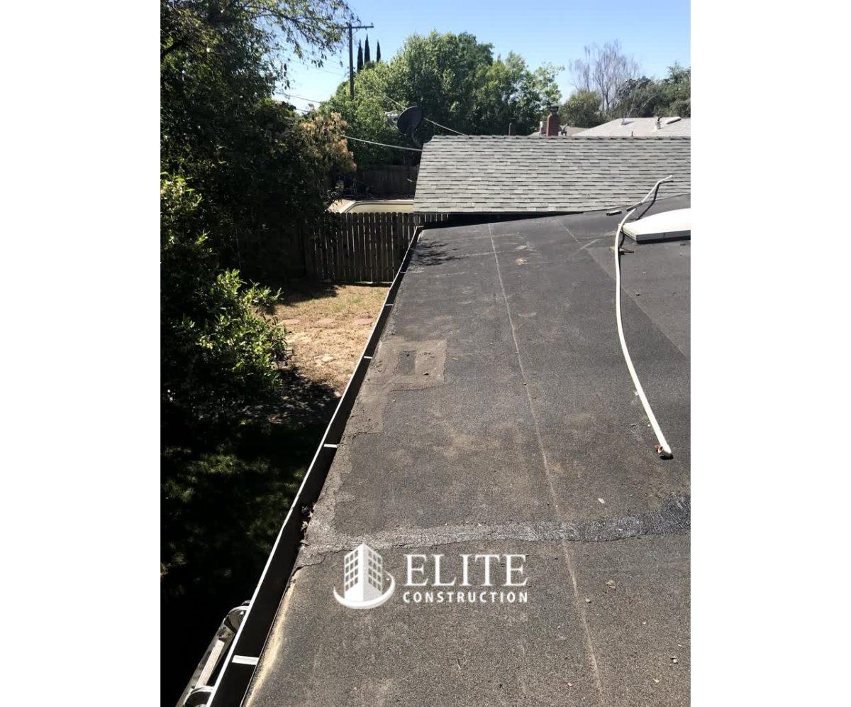 Plywood Roof Sheathing Rot Damage Repair | Plywood Roof ...