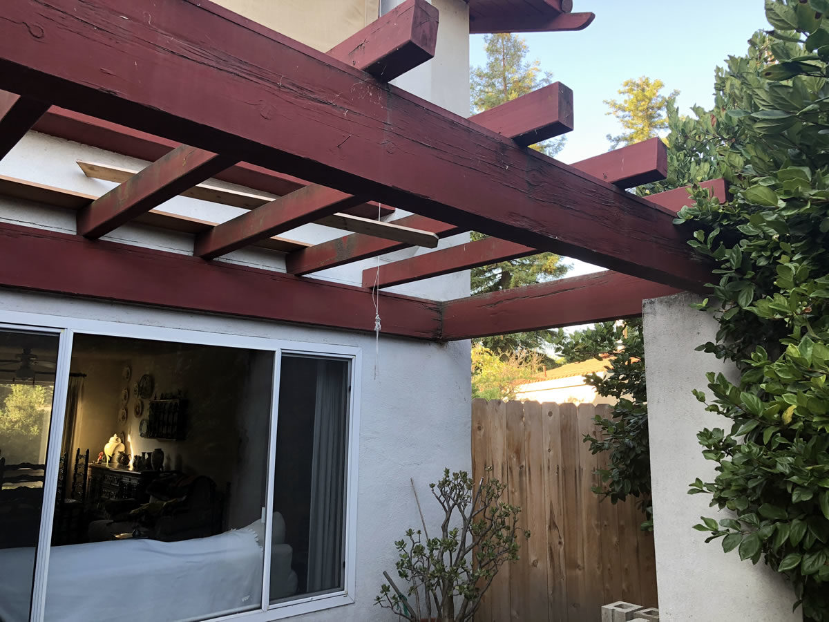 Patio Cover Repair Sacramento